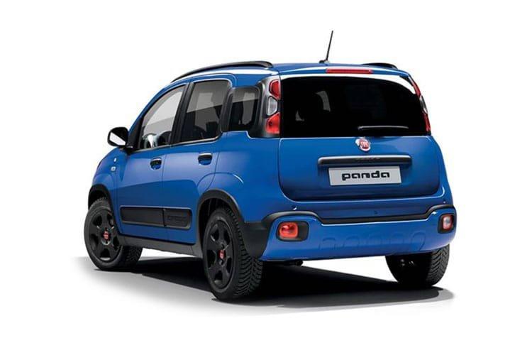 Fiat Panda Hatchback 1.0 Mild Hybrid City Cross 5dr - 33