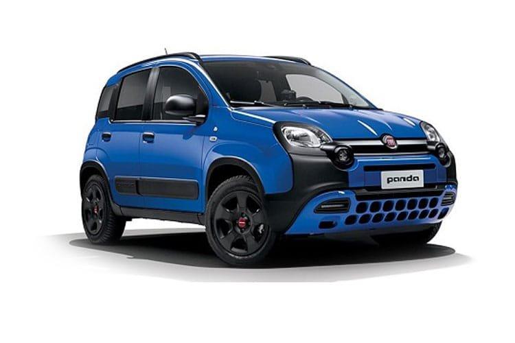 Fiat Panda Hatchback 1.0 Mild Hybrid City Cross 5dr - 26