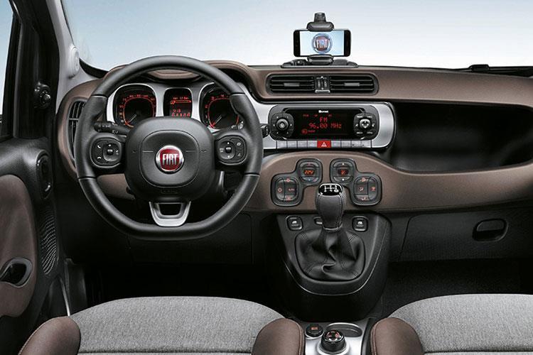 Fiat Panda Hatchback 1.0 Mild Hybrid City Cross 5dr - 35