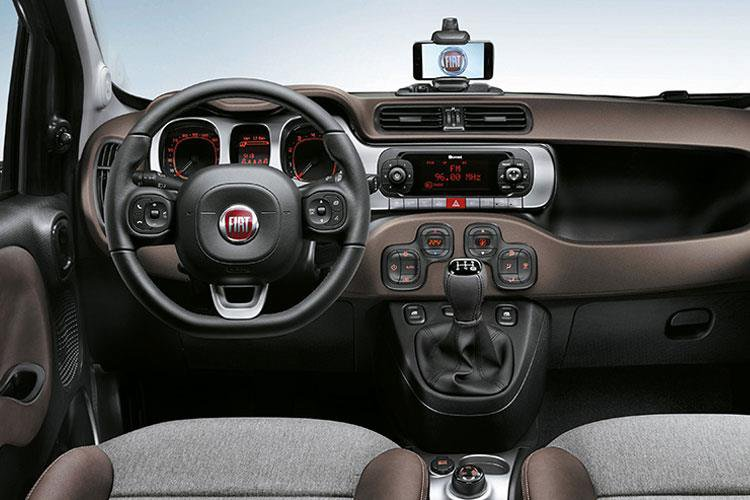Fiat Panda Hatchback 1.0 Mild Hybrid City Cross 5dr - 36