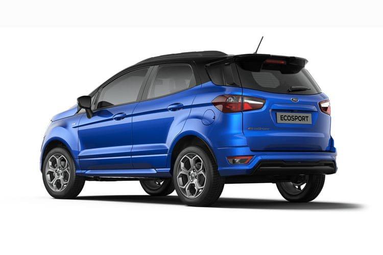 Ford Ecosport Hatchback 1.0 Ecoboost 125 Active 5dr - 5