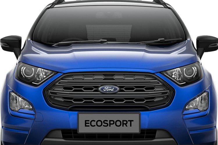 Ford Ecosport Hatchback 1.0 Ecoboost 125 Active 5dr - 3