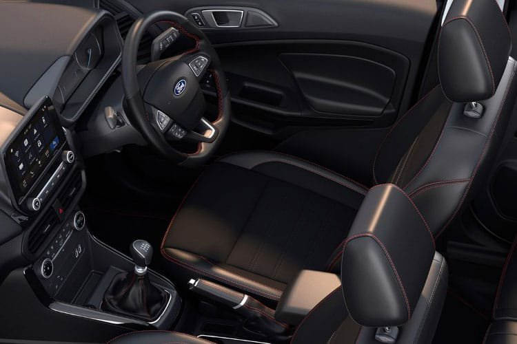 Ford Ecosport Hatchback 1.0 Ecoboost 125 Active 5dr - 7