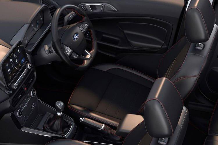 Ford Ecosport Hatchback 1.0 Ecoboost 125 st Line 5dr - 35