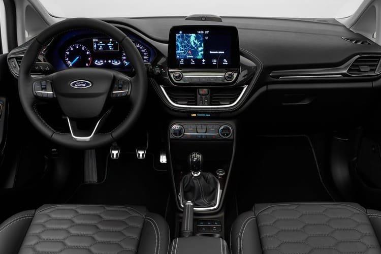 Ford Fiesta Hatchback 1.0 Ecoboost 125 st Line x edn 5dr Auto [7 Speed] - 4