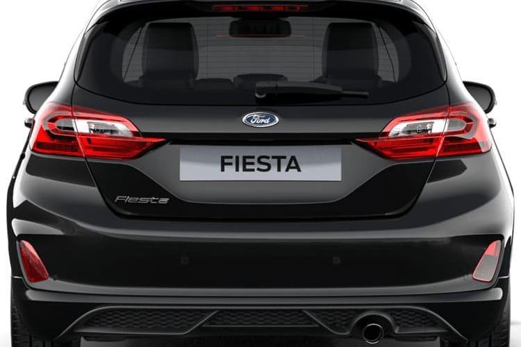 Ford Fiesta Hatchback 1.0 Ecoboost Hybrid Mhev 155 st Line x Edition 5dr - 32