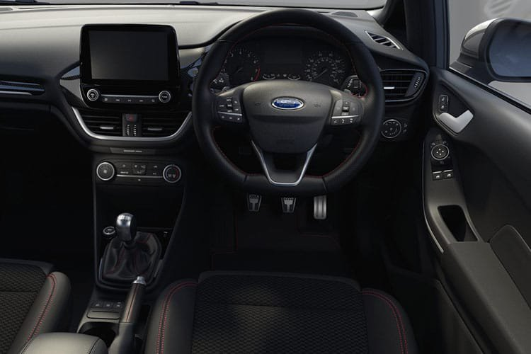 Ford Fiesta Hatchback 1.0 Ecoboost Hybrid Mhev 155 st Line x Edition 5dr - 35