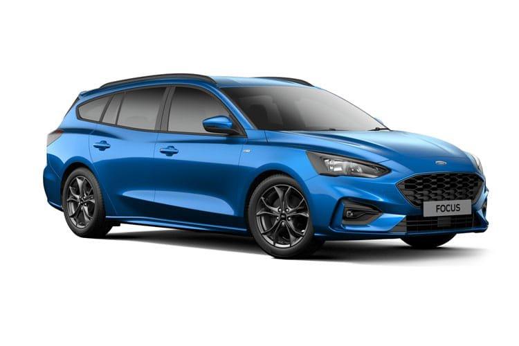 Ford Focus Diesel Estate 2.0 Ecoblue 150 Titanium x Edition 5dr - 1