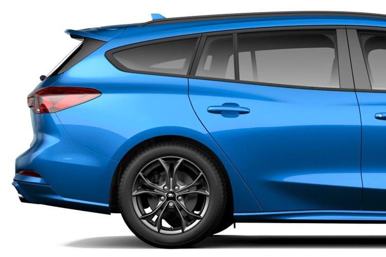 Ford Focus Estate 1.0 Ecoboost 125 Zetec Edition 5dr - 6