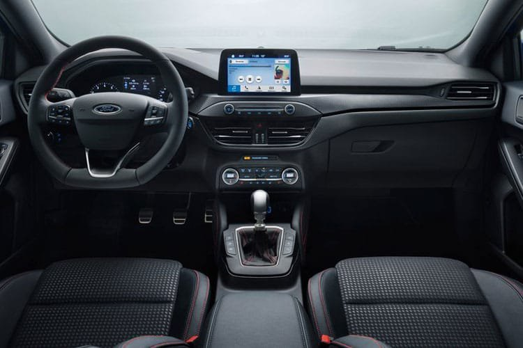 Ford Focus Estate 1.0 Ecoboost 125 Zetec Edition 5dr - 8