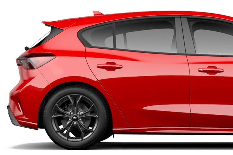 Ford Focus Hatchback 1.0 Ecoboost Hybrid Mhev 125 st Line Edition 5dr - 5