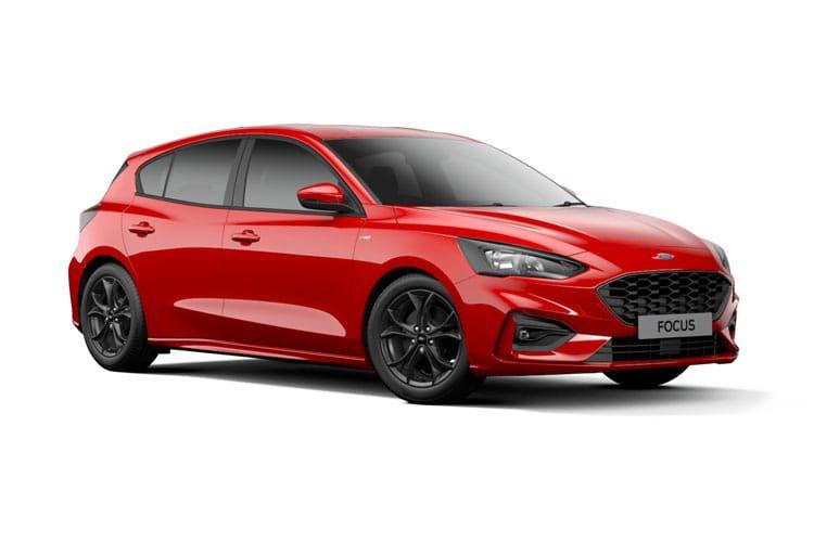 Ford Focus Hatchback 1.0 Ecoboost Hybrid Mhev 125 st Line Edition 5dr - 1