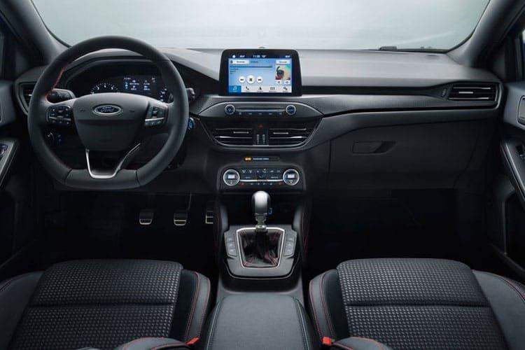 Ford Focus Hatchback 1.0 Ecoboost Hybrid Mhev 125 st Line Edition 5dr - 12