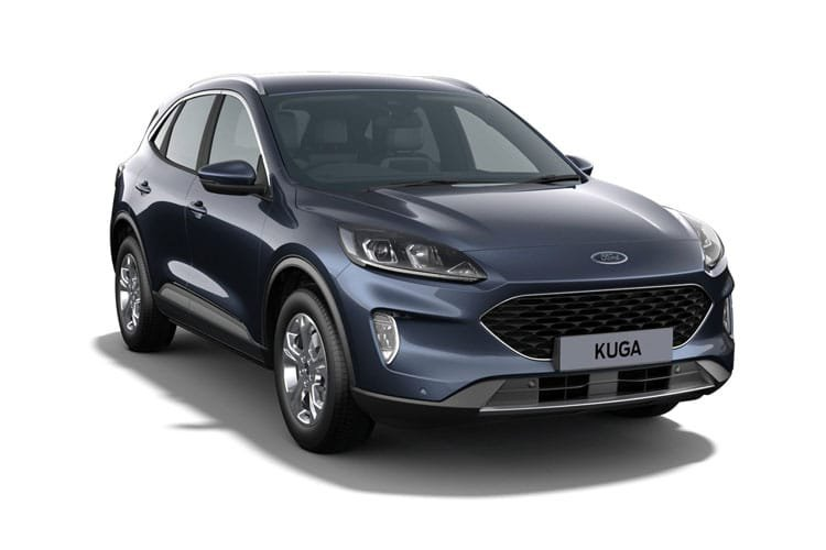 Ford Kuga Diesel Estate 2.0 Ecoblue 190 st Line Edition 5dr Auto awd - 1