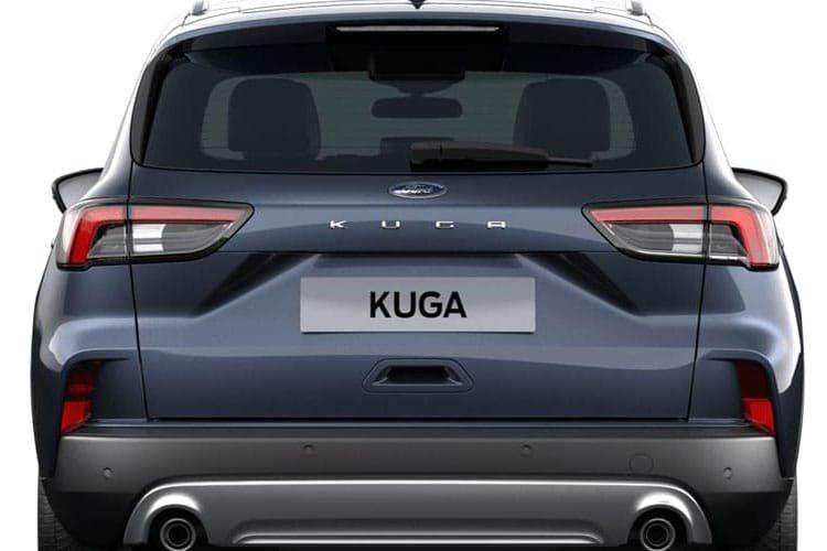 Ford Kuga Estate 1.5 Ecoboost 150 Zetec 5dr - 4