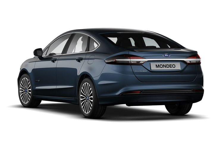 Ford Mondeo Saloon 2.0 Hybrid Titanium Edition 4dr Auto - 5