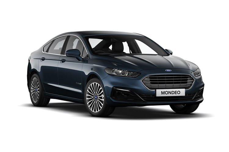 Ford Mondeo Saloon 2.0 Hybrid Titanium Edition 4dr Auto - 2