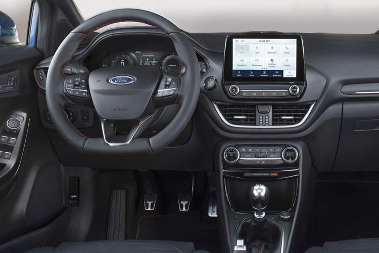 Ford Puma Hatchback 1.0 Ecoboost Hybrid Mhev st Line 5dr dct - 4