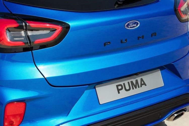 Ford Puma Hatchback 1.0 Ecoboost Hybrid Mhev st Line x Vignale 5dr - 6