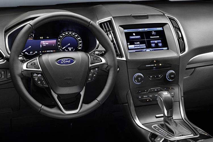 Ford s max Diesel Estate 2.0 Ecoblue Zetec 5dr Auto - 34