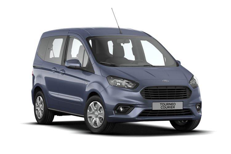 Ford Tourneo Courier Diesel Estate 1.5 Tdci Titanium 5dr [start Stop] - 1