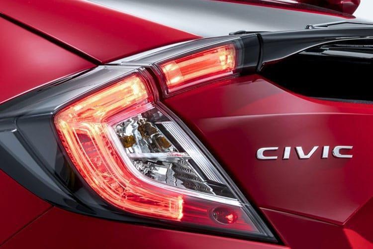Honda Civic Hatchback 1.0 Vtec Turbo 126 se 5dr - 3
