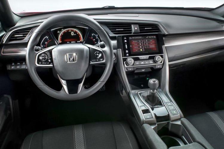 Honda Civic Hatchback 1.0 Vtec Turbo 126 se 5dr - 4