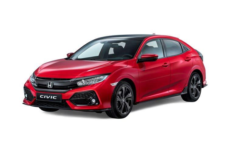 Honda Civic Hatchback 1.0 Vtec Turbo 126 Sport Line ex 5dr cvt - 1
