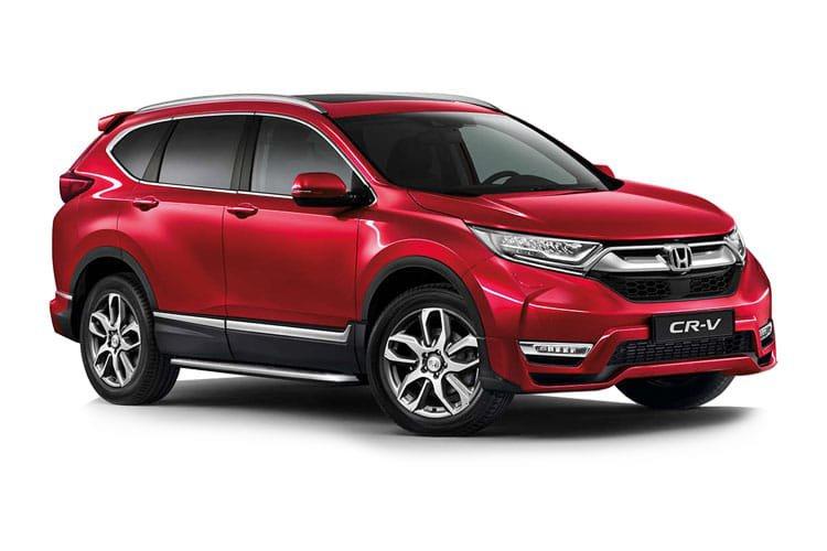 Honda cr v Estate 2.0 i mmd Hybrid ex 5dr Ecvt - 1