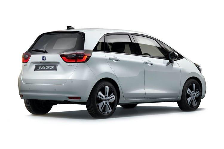 Honda Jazz Hatchback 1.5 i mmd Hybrid Crosstar ex 5dr Ecvt - 3