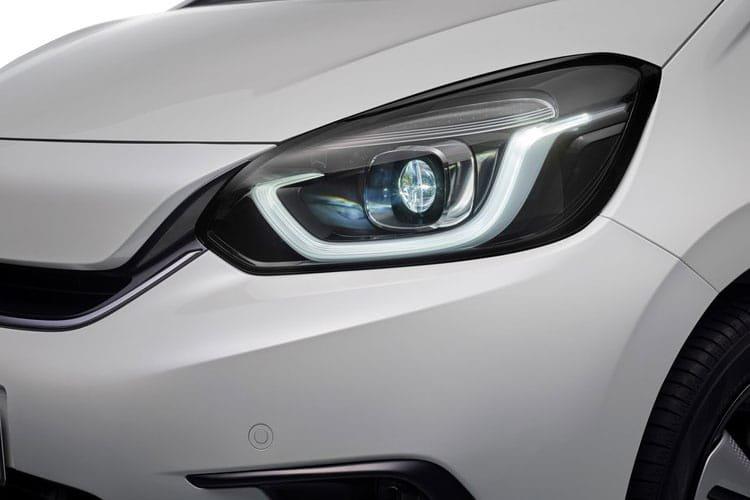 Honda Jazz Hatchback 1.5 i mmd Hybrid Crosstar ex 5dr Ecvt - 2