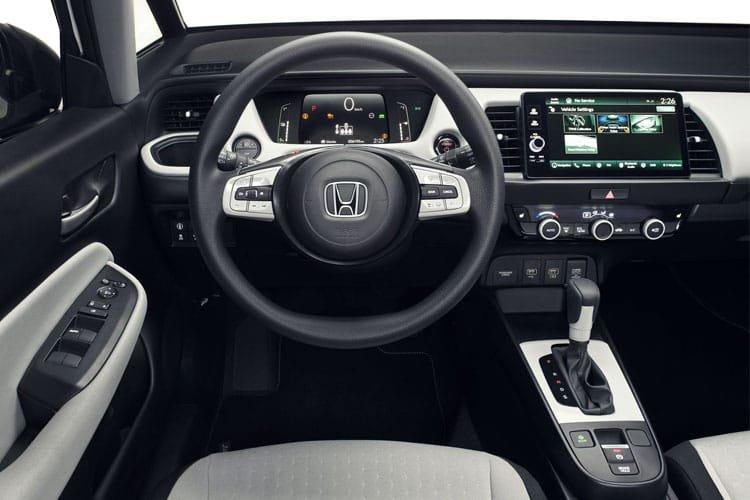 Honda Jazz Hatchback 1.5 i mmd Hybrid Crosstar ex 5dr Ecvt - 4
