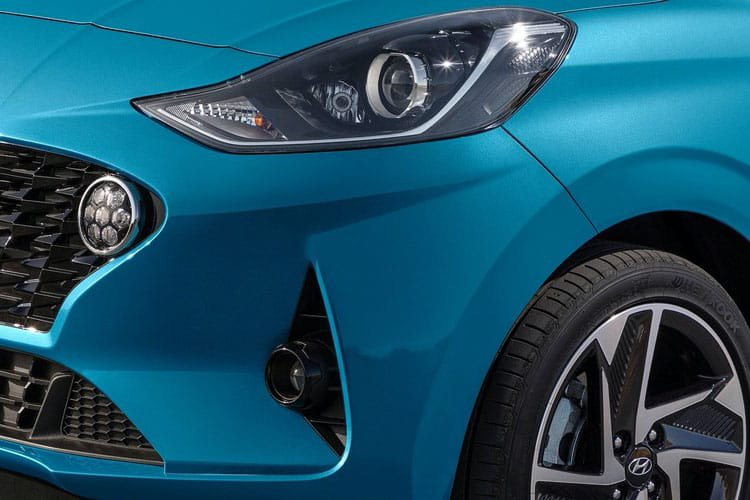 Hyundai i10 Hatchback 1.0 mpi se 5dr - 4