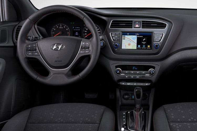 Hyundai i20 Hatchback 1.0 t gdi Premium nav 5dr Auto - 28
