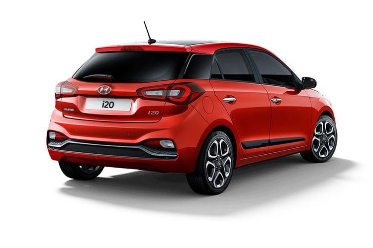 Hyundai i20 Hatchback 1.0t gdi 48v mhd se Connect 5dr dct - 2
