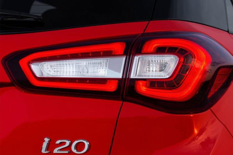 Hyundai i20 Hatchback 1.2 mpi Premium nav 5dr - 26