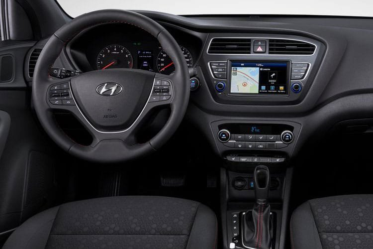 Hyundai i20 Hatchback 1.2 mpi Premium nav 5dr - 28