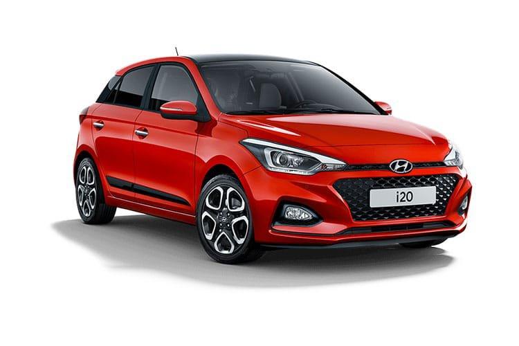 Hyundai i20 Hatchback 1.2 mpi Premium se nav 5dr - 25