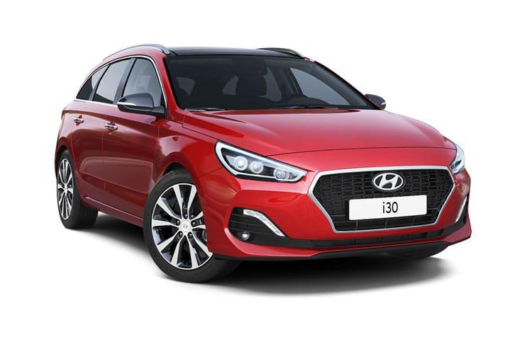 Hyundai i30 Diesel Tourer 1.6 Crdi [115] se 5dr - 2