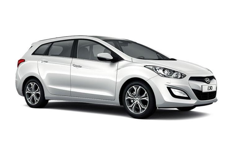 Hyundai i30 Diesel Tourer 1.6 Crdi [115] se 5dr - 1
