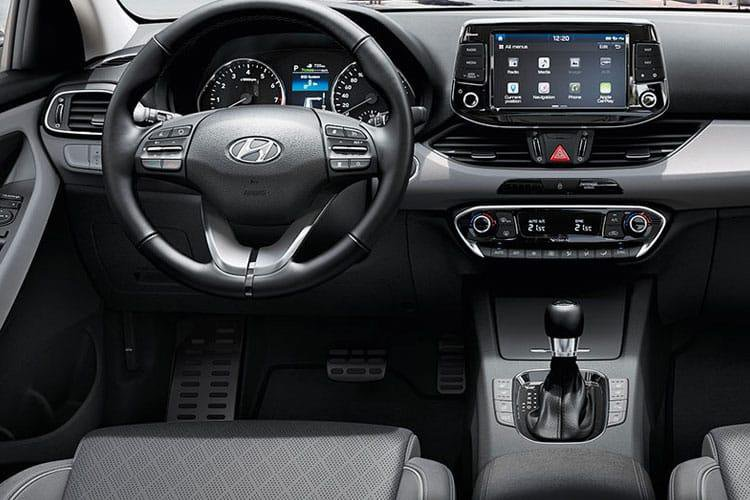 Hyundai i30 Tourer 1.4t gdi se nav 5dr dct - 8