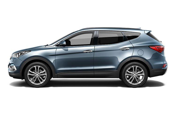 Hyundai Santa fe Diesel Estate 2.2 Crdi Premium 5dr 4wd Auto - 27