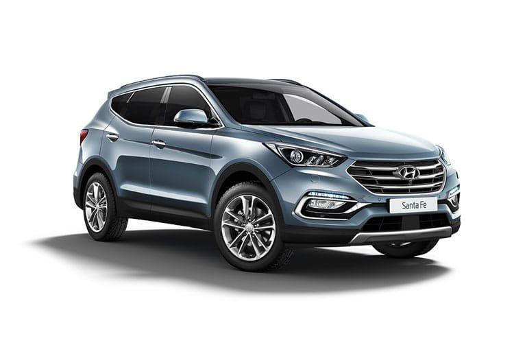 Hyundai Santa fe Diesel Estate 2.2 Crdi Premium 5dr 4wd Auto - 25