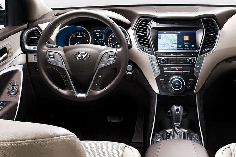 Hyundai Santa fe Diesel Estate 2.2 Crdi Premium 5dr 4wd Auto - 31