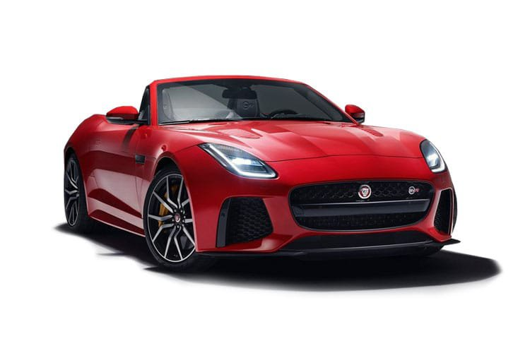 Jaguar f Type Convertible 2.0 p300 r Dynamic 2dr Auto - 1
