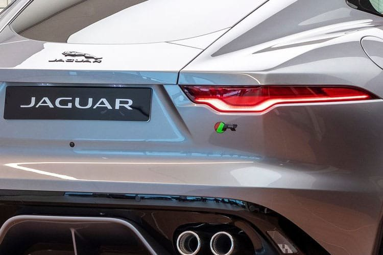 Jaguar f Type Coupe Special Editions 2.0 p300 First Edition 2dr Auto - 2