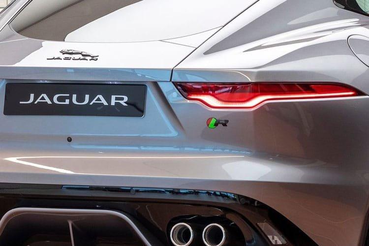 Jaguar f Type Coupe 2.0 p300 2dr Auto - 2
