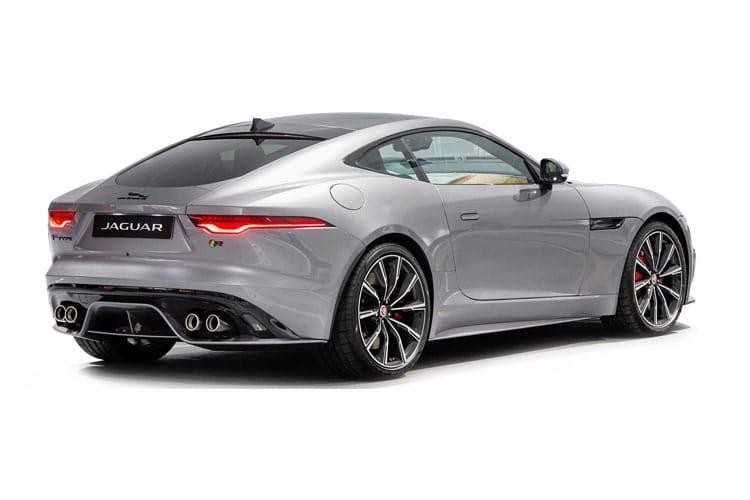 Jaguar f Type Coupe 5.0 p450 Supercharged v8 r Dynamic 2dr Auto awd - 2
