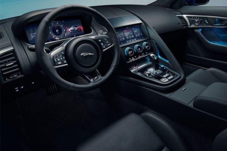 Jaguar f Type Coupe 5.0 p450 Supercharged v8 r Dynamic 2dr Auto awd - 4