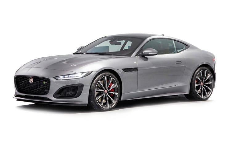 Jaguar f Type Coupe 5.0 p450 Supercharged v8 r Dynamic 2dr Auto - 1